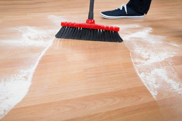 best broom for sweeping hardwood floors