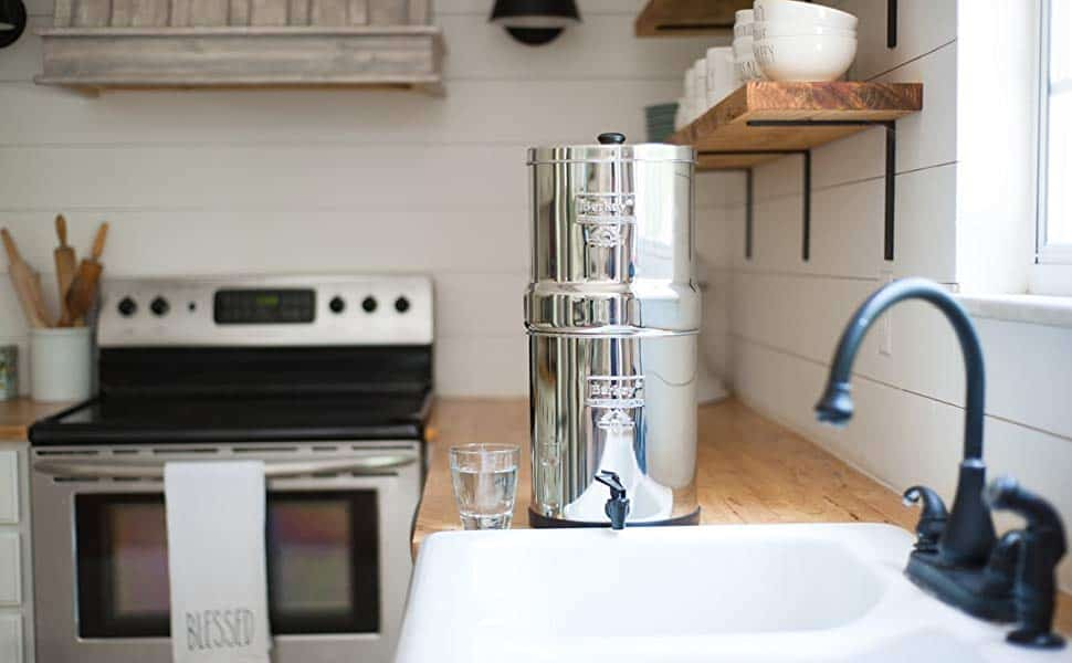 Best Countertop Water Filters – (Reviews & Guide 2021)