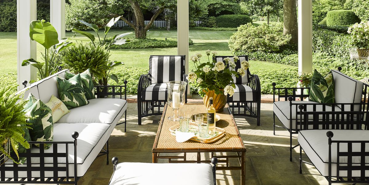 Outdoor Furniture Ideas For Your Terrace