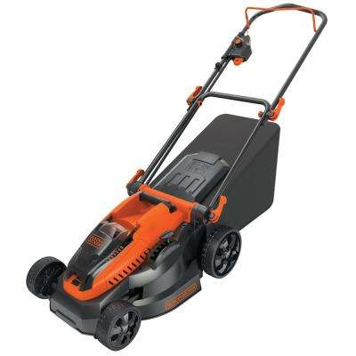 BLACK+DECKER 10 -Amp Electric Lawn Mower