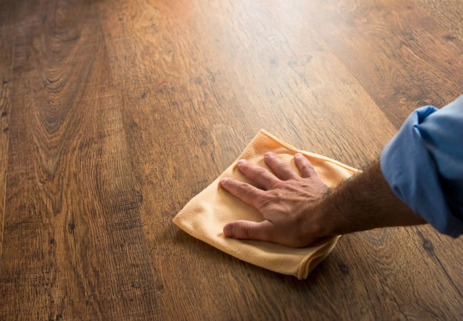 How often should you wax your hardwood floors