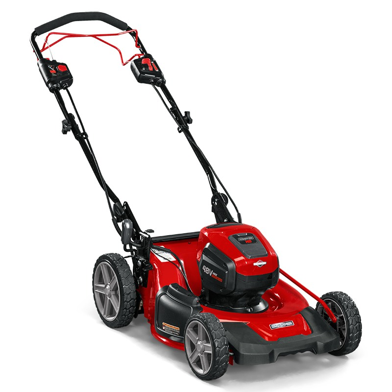 Snapper HD 48V Max Electric Cordless Self-Propelled Lawn Mower