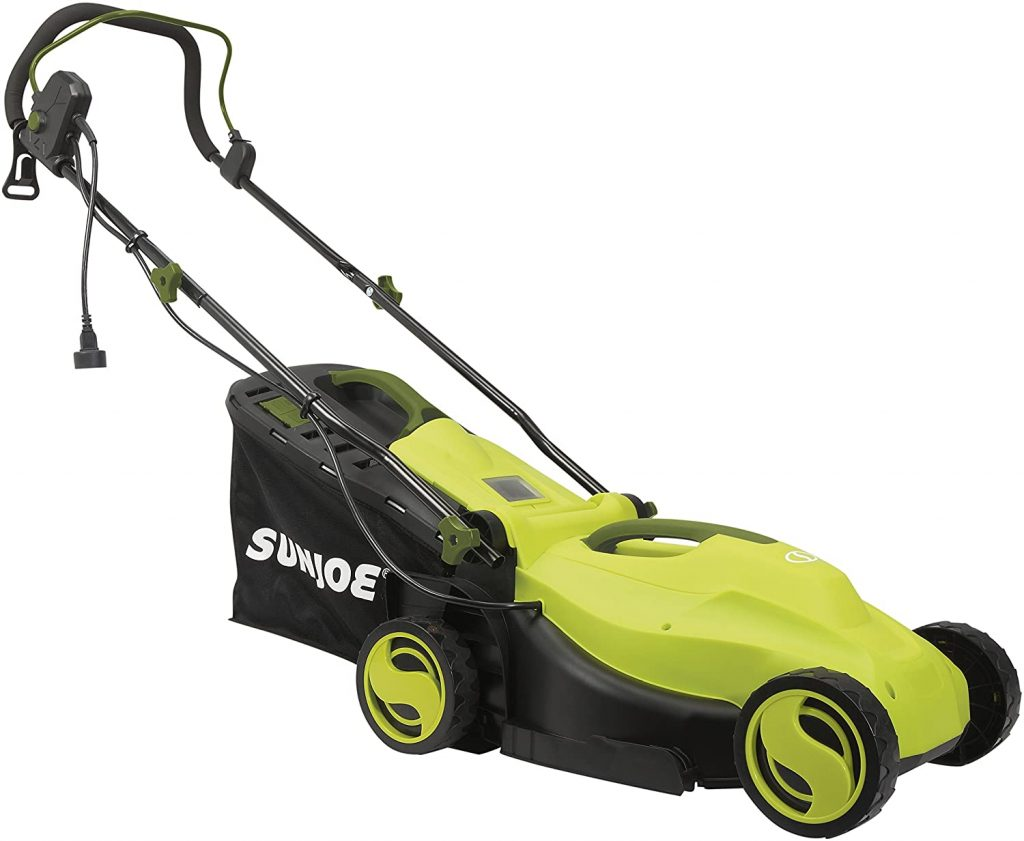 Sun Joe MJ400E 12-Amp 13-Inch Electric Lawn Mower