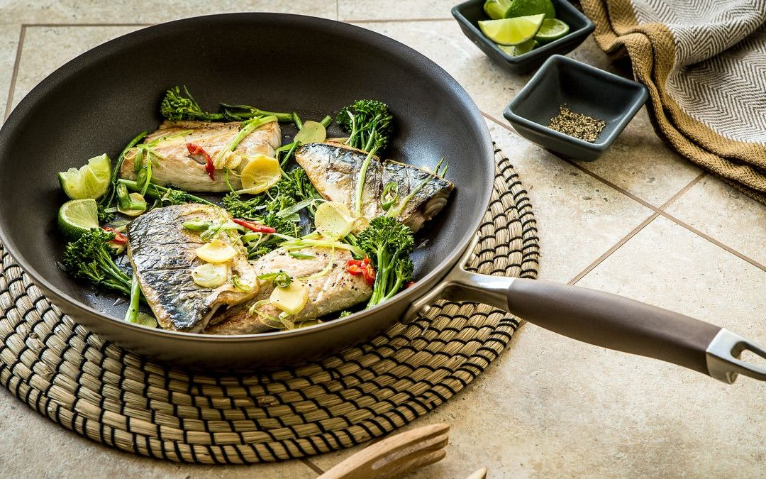 5 Best Non-Stick Pans For Induction Cooking In 2020