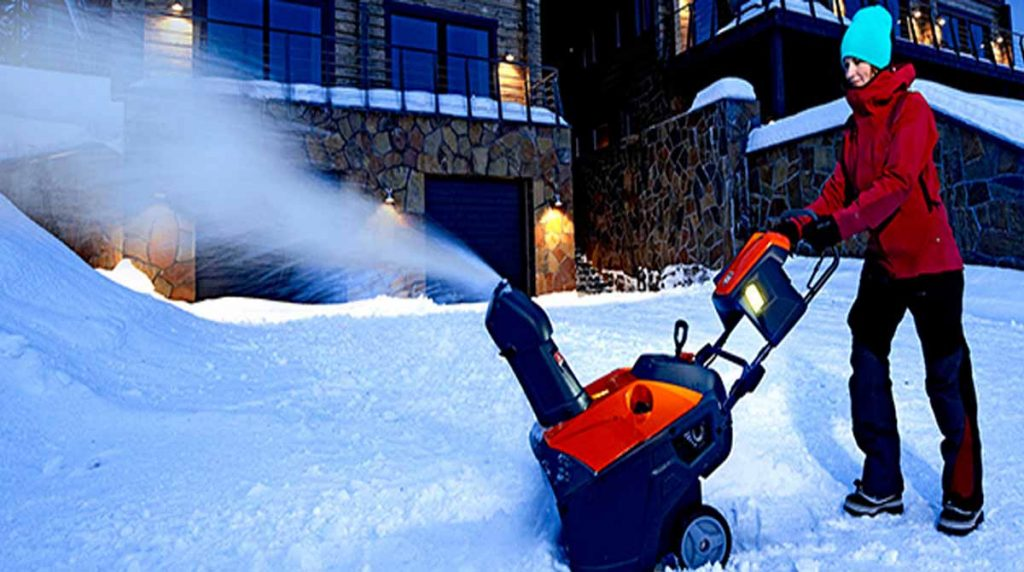 Benefits Of Best Snow Blower Under 1000