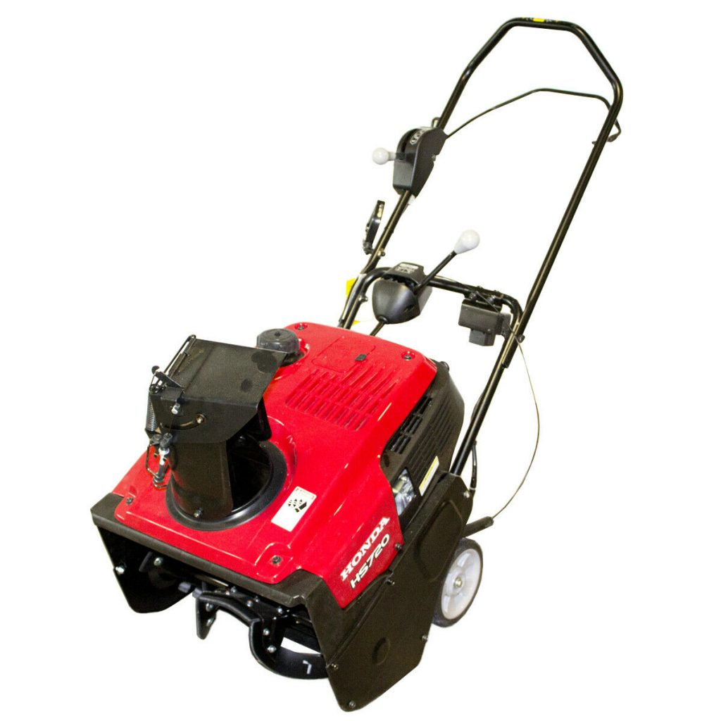 Honda 659760 20 in. 187cc Single-Stage Snow Blower