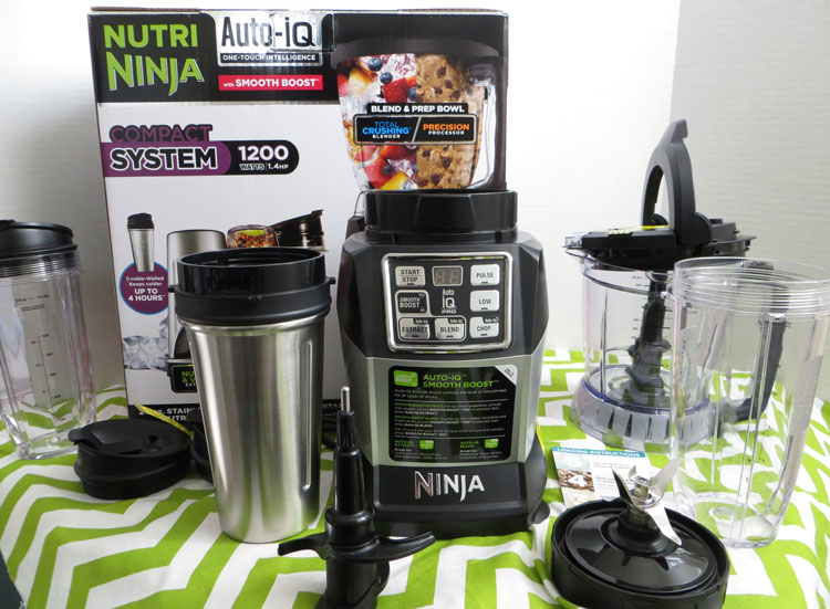 Ninja Nutri Ninja Auto-IQ Blender Review: Should We Buy It?