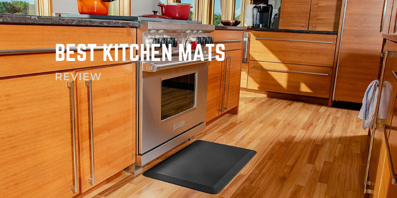 Best Anti-Fatigue Kitchen Mats Reviews