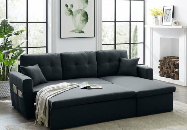The Best Top 8 Comfortable Sofa Beds for Daily Use [Buying Guide-2021]